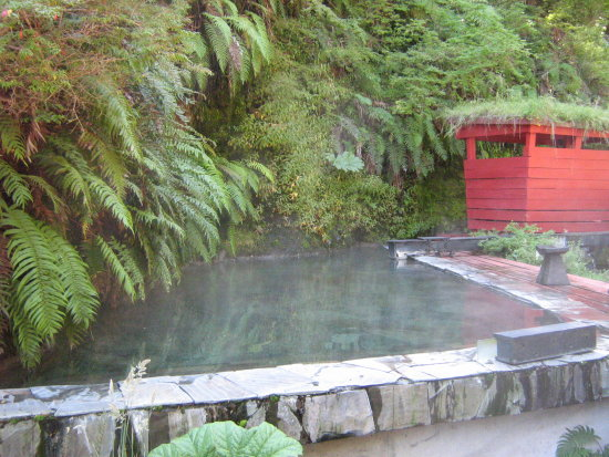 ahhhhh thermal waters