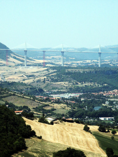 Millau France bridge