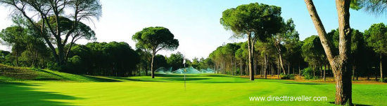 Golf Courses in Istanbul