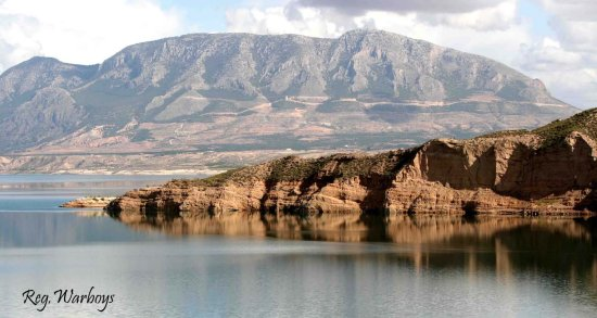 spain lakes andalusia
