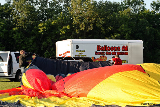 action people hotairballoon Winnipeg Canada