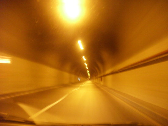 2010 portugal madeira calheta tunnel experiment