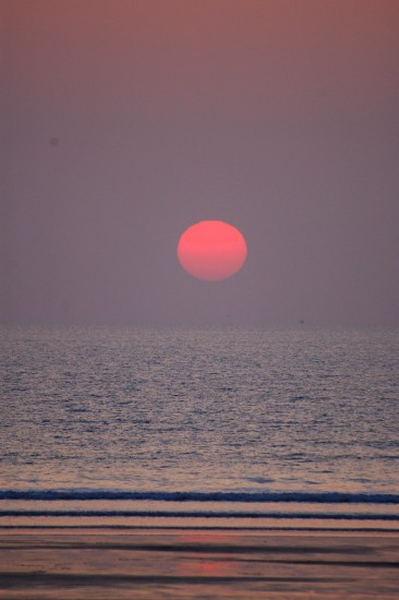 sunset westward ho devon fireintheskyfriday