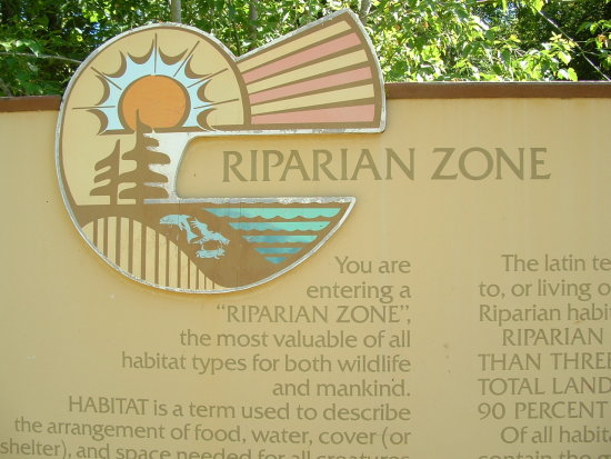 Rifle Colorado Riparian Preservation Zone