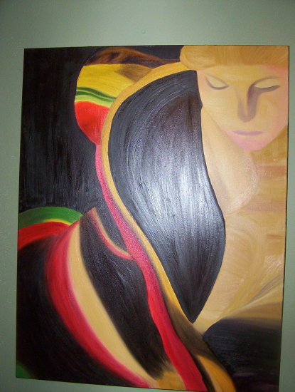 just my painting