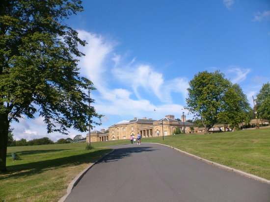 heaton park sunshine