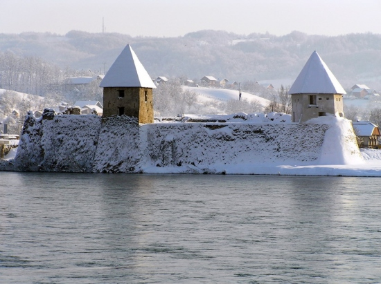 fortress winter snow