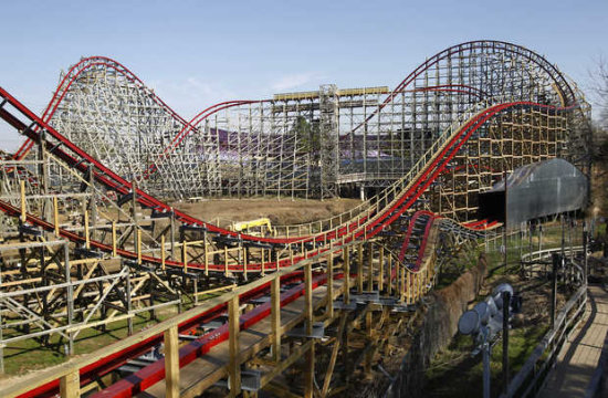 Photo #9  Last but not least, my top favorite roller coaster out of my top 3 favorite rides, Th...