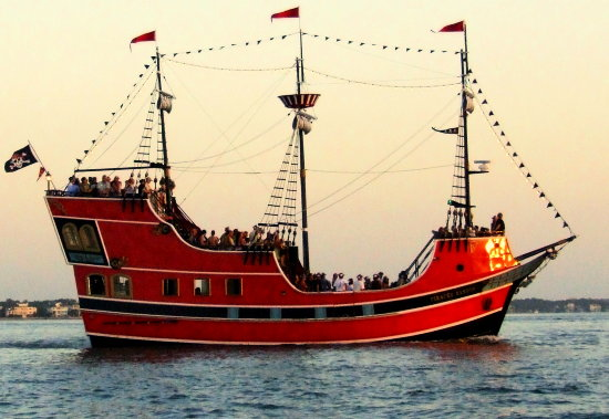 Clearwater Boat Tours Pirate Ship
