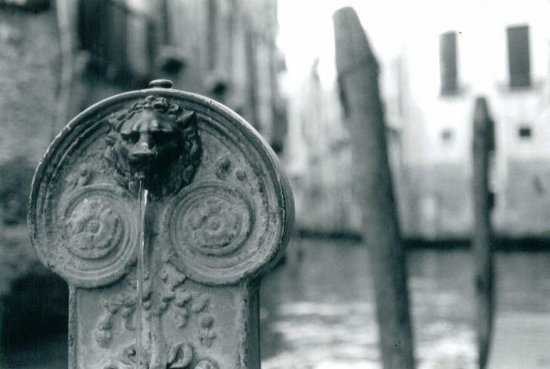 Venice, Italy (scanned from print)