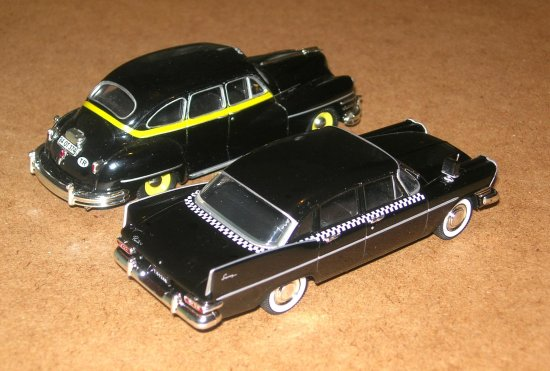 chrysler plymouth savoy istanbul taxi model car 143 scale