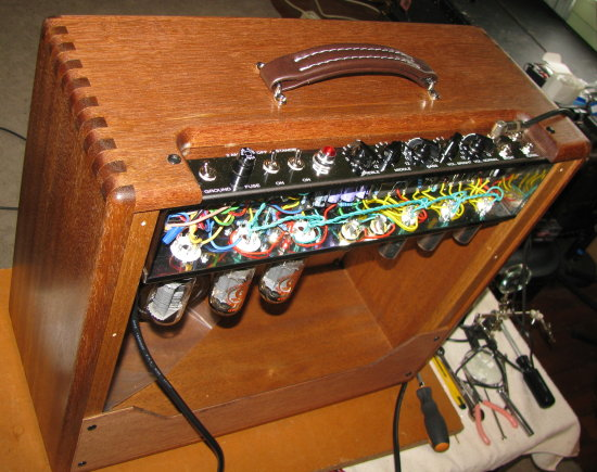 amplifier music tone machine and pretty too