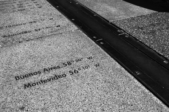 Greenwich Meridian Line London