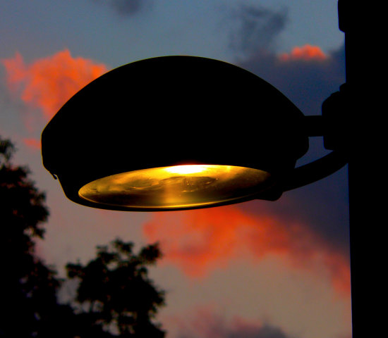 streetlamp lamp