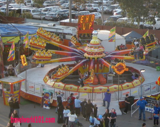 Carnival Royal show Fun fair Amusement park South Australia Sideshow
