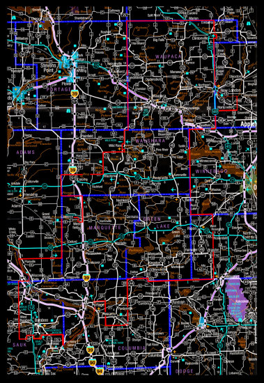 olsen republican wisconsin senator recall district14 negative redline map