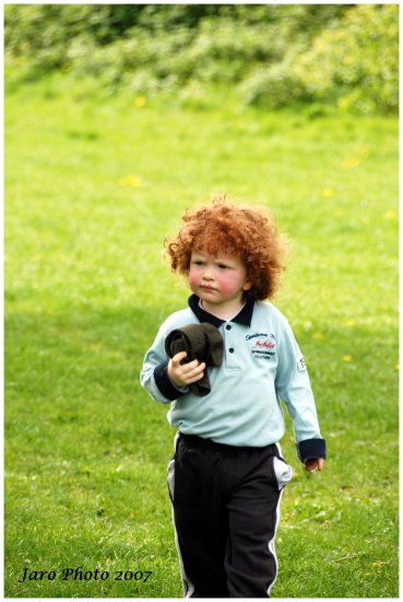boy children kids portraits red hair