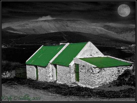 Annascaul Green Kerry Ireland Peter_OSullivan