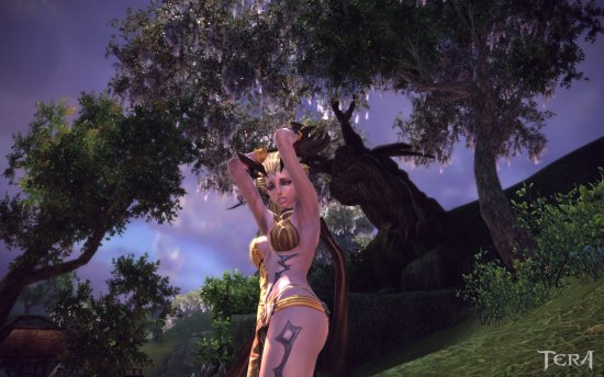 tera online open beta mmo games mmorpg rpg ingame screenshot