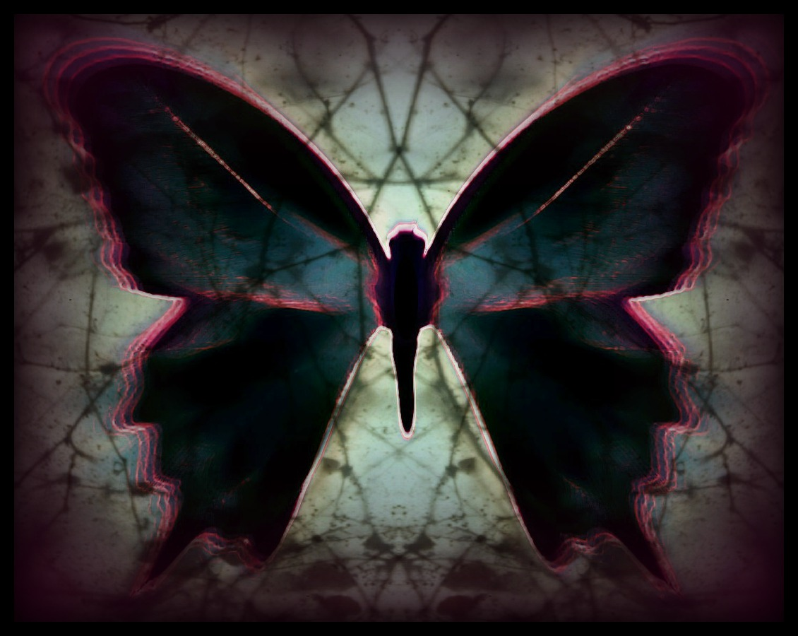 Gothic Butterfly Gothic Butterfly