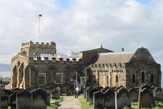 england whitby architecture churches landscape