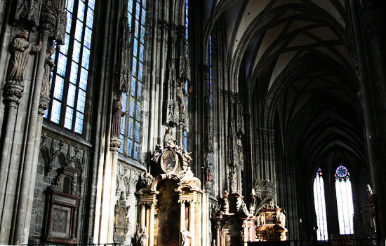St. Peters Dom - Vienna