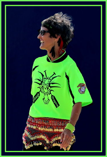 green woman dragonboatrace tshirt stpatricks day greeting