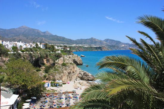nerja spain holliday relax petzka