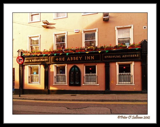 Abbey Bar Inn Resteraunt Tralee Kerry Ireland