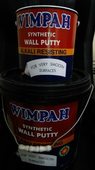 Wimpah Paints Synthetic Wall Putty