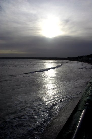 filey seascape northyorkshire