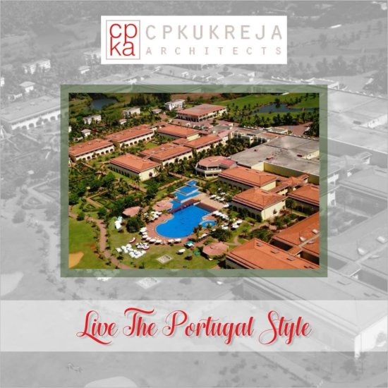 the architectural firm cp kukreja is known for creating spaces using