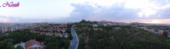 nezihmuin turkiye ankara korusite sky cloud sunset panorama