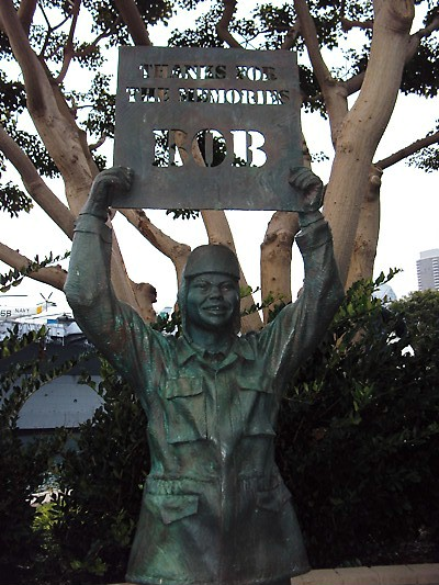 Bobhope memorial war sandiego