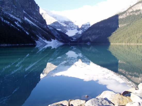 Another Canada reflection shot...