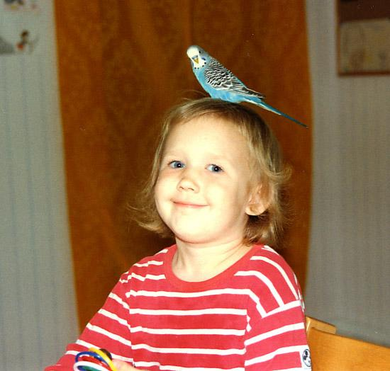 Old photos - children and animals