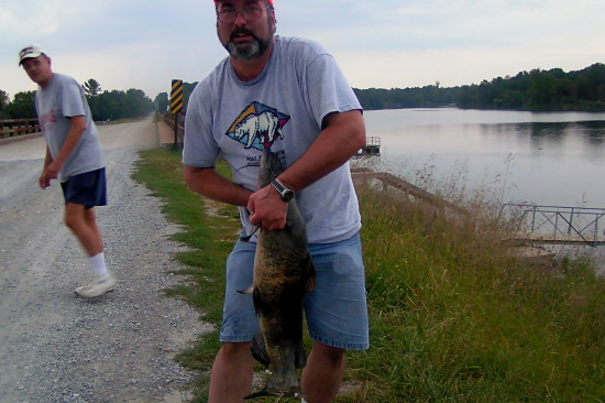 catfish big vacation flathead