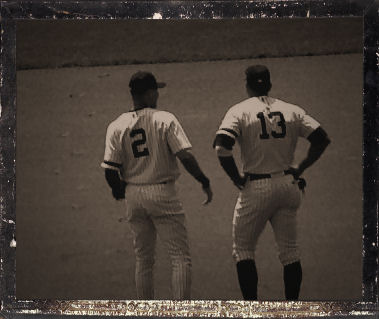Jeter and ARod 2007 The End
