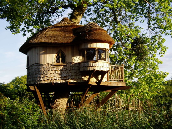 architecturefriday treehouse sussex architecture
