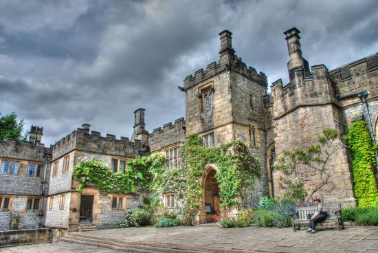 buildingsfriday Peak District Derbyshire Haddon Hall