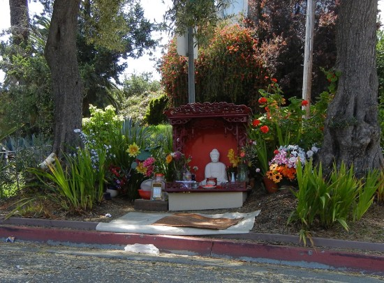 shrine oakland
