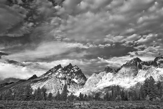 Tetons NationalParks Landscapes