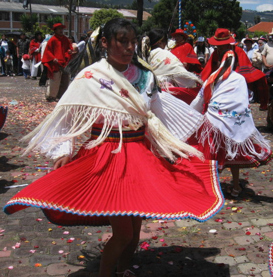 ecuadorian traditions