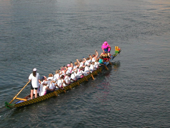 breast cancer dragonboat Florida