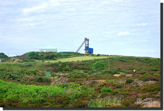 copper mines Anglesey
