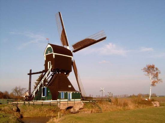 Dutch Scenery Windmills Series Millclub