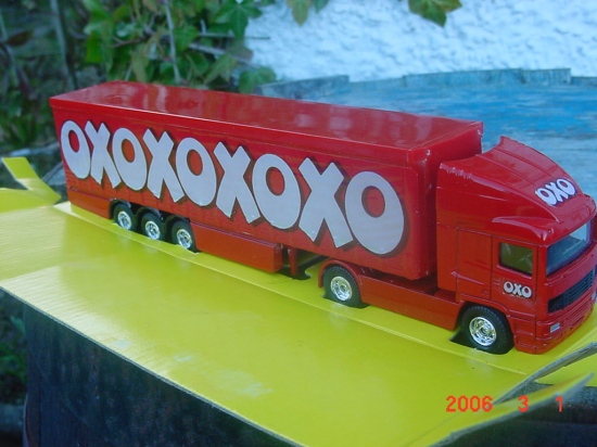1.64 Scale 'OXO' Off Side