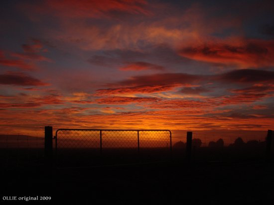 sunrise south otago nz series oldie new zealand littleollie