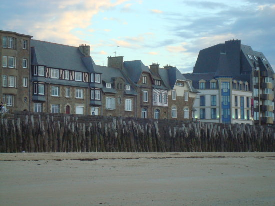 2010 holidays france st malo tourism views