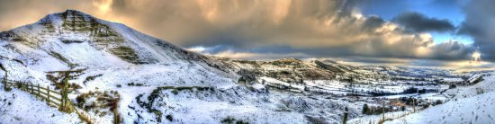 HDR Landscape Winter